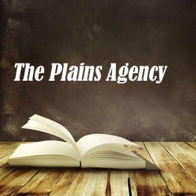 Plains Agency - USA Literary Agencies