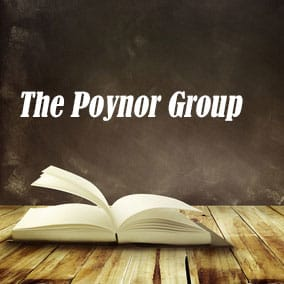 Poynor Group - USA Literary Agencies