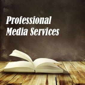Professional Media Services - USA Literary Agencies