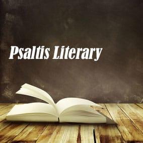 Psaltis Literary - USA Literary Agencies