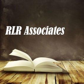 RLR Associates - USA Literary Agencies