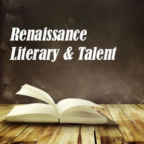 Literary Agencies and Literary Agents – Renaissance Literary & Talent