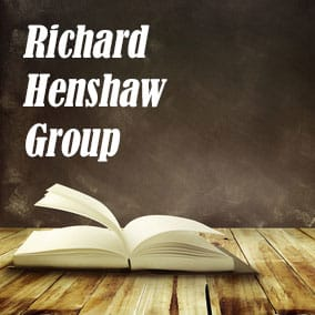 Richard Henshaw Group - USA Literary Agencies