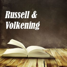 Russell and Volkening - USA Literary Agencies