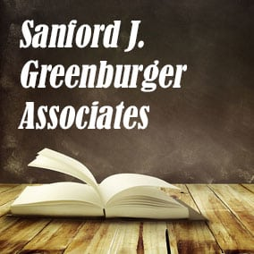 Sanford J Greenburger Associates - USA Literary Agencies