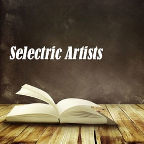 Selectric Artists - USA Literary Agencies