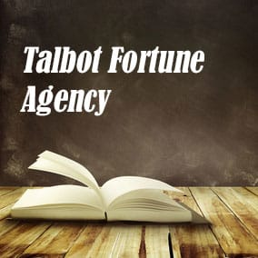 Talbot Fortune Agency - USA Literary Agencies