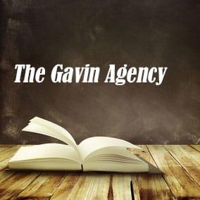 USA Literary Agencies and Literary Agents – The Gavin Agency