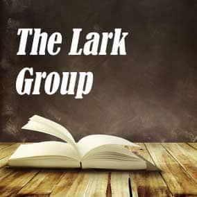 The Lark Group - USA Literary Agencies