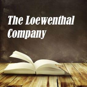 The Loewenthal Company - USA Literary Agencies