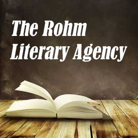 The Rohm Literary Agency - USA Literary Agencies