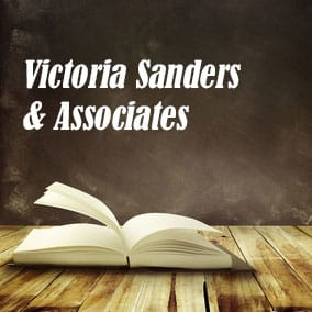 Victoria Sanders and Associates - USA Literary Agencies