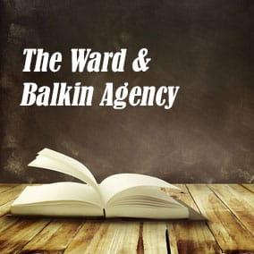 Ward and Balkin Agency - USA Literary Agencies