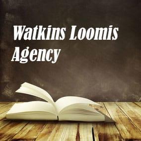 Watkins Loomis Agency - USA Literary Agencies