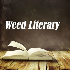 Weed Literary - USA Literary Agencies