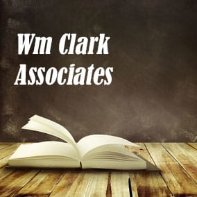 Wm Clark Associates - USA Literary Agencies