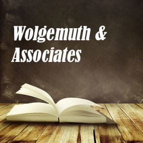 USA Literary Agencies and Literary Agents – Wolgemuth & Associates