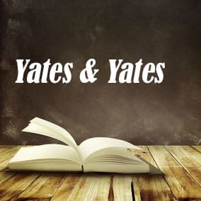 Yates and Yates - USA Literary Agencies