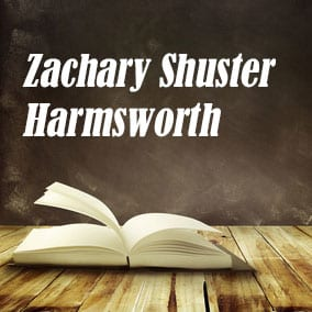 Literary Agencies and Literary Agents – Zachary Shuster Harmsworth
