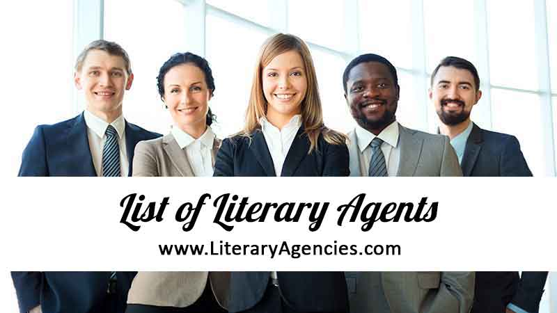 Literary Agent List | Literary Agents List | Literary Agency List