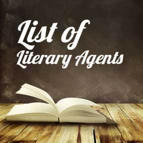 List of Literary Agents | List of Book Agents