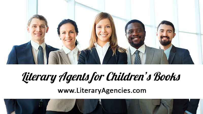 Children's Literary Agents | Find Literary Agents for Children's Books
