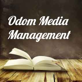 USA Literary Agencies and Literary Agents – Odom Media Management